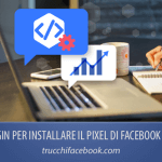 Come installare il pixel di Facebook su WordPress